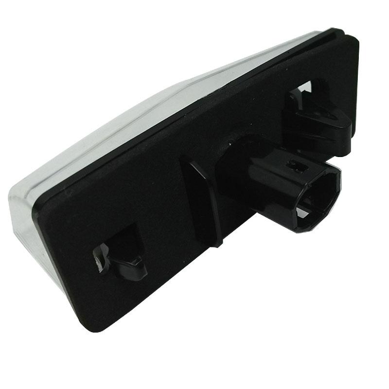 トヨタ C-HR プリウス30/40系 レクサス ナンバー灯 ライセンスランプ LED 48SMD 高輝度 LED 白色 画像2